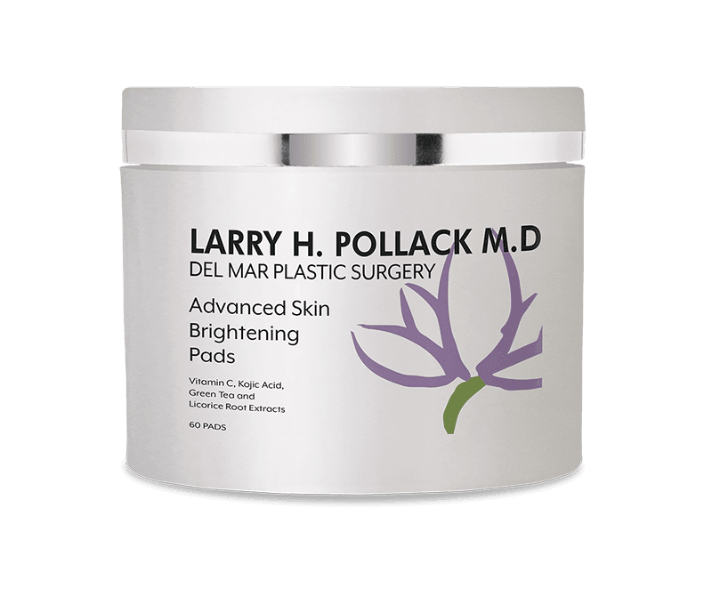 Advanced Skin Brightening Pads by Larry H. Pollack, MD